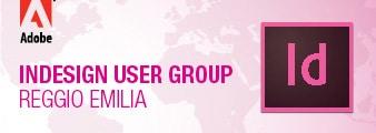 InDesign User Group Italia Reggio Emilia