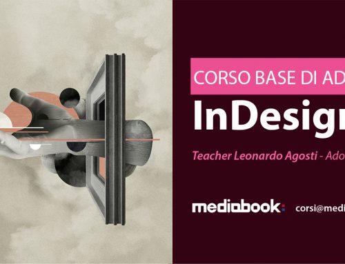 Corso base di Adobe InDesign, giovedì 14 settembre.
