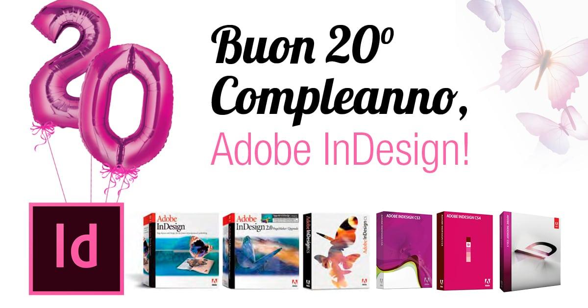 199-2019, Buon compleano Adobe InDesign