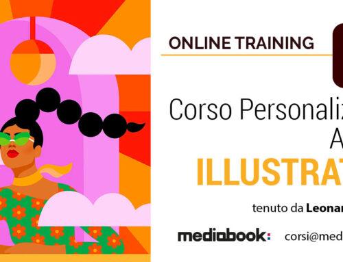 Corso di Adobe Illustrator, personalizzato e online